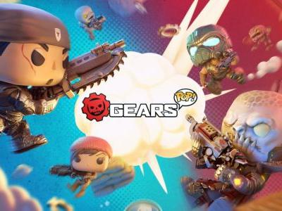 'Gears POP!' now available