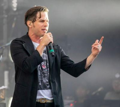 Foster The People Singer Apologizes To Imagine Dragons Singer