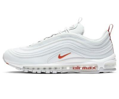 The Nike Air Max 97 Receives a New Colorway in Team Orange