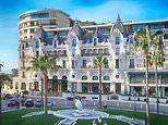 Etiquette expert William Hanson checks into the Hôtel de Paris Monte-Carlo