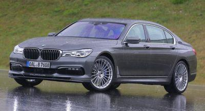 Alpina's 205mph B7 Bi-Turbo Wants The Title Of The Fastest 4-Door In The World