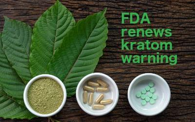 FDA commissioner says kratom not worth the Salmonella risk