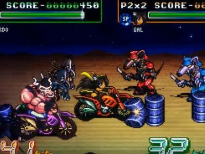 Fight'N Rage will be cracking skulls on PS4 December 3