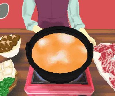 Hot Pot Panic could help you train for your holiday meal conversations
