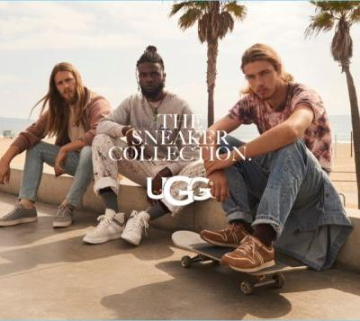 UGG Delivers Sunny Cali Vibes with Fall '18 Campaign