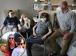 Brother, 18, and sister, 14, receive life-saving kidney transplants from same donor on same day