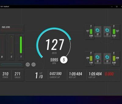 How to turn an old tablet into a dashboard for Forza