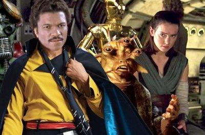 Leaked Star Wars 9 Art Shows Old Lando, New Characters &