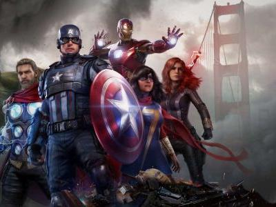 Black Friday 2020: Marvel's Avengers Will Get A Big Discount This Week