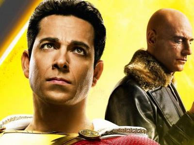 Shazam! Blu-ray Release Date & Special Features Revealed