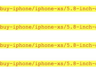 New leak suggests iPhone Xs, Xs Max and Xr names