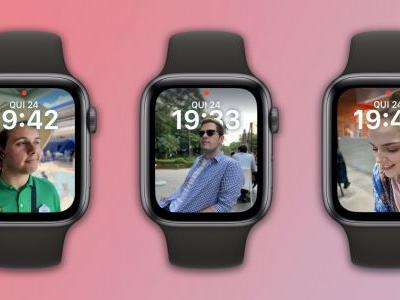 First look: New 'Portraits' Watch Face now available in watchOS 8 beta 2