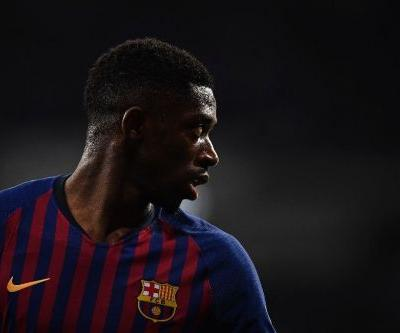 Dembele to miss Atletico clash, doubt for United