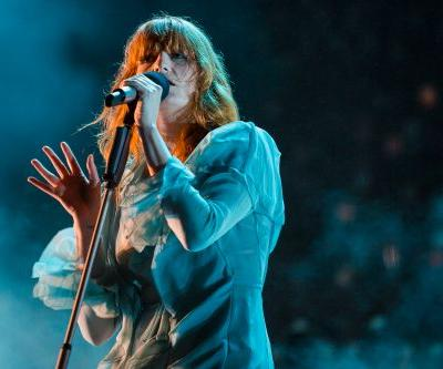 Watch Arcade Fire Perform With Florence Welch & Boy George In London