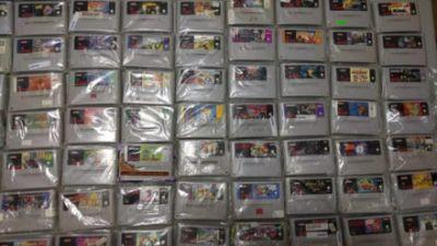 Lost $10K SNES Game Package Found!
