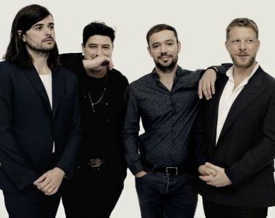 Mumford And Sons Address Photo With Jordan Peterson