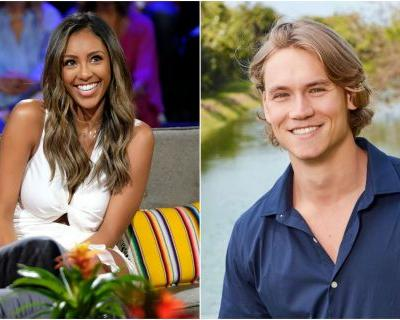 This Update About Tayshia & John Paul Jones' Relationship After 'Bachelor In Paradise' Is Wild