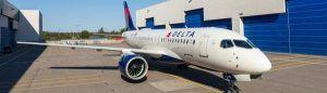 Delta extends Airbus A220 order book to 90 total aircraft