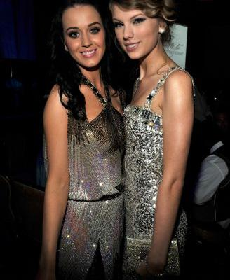 So, Does This Mean Katy Perry and Taylor Swift Will Be Collaborating on New Music Soon?