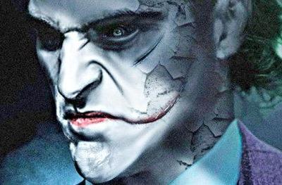 BossLogic Imagines Joaquin Phoenix as The Joker and It's