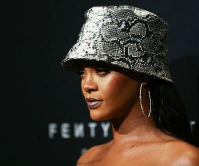 Rihanna Wore New Fenty Beauty Makeup On Her 'Harper's Bazaar' Cover, & OMG, The Colors Are Stunning