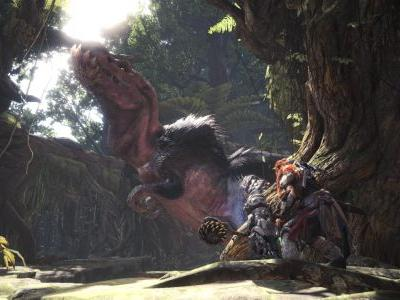 Monster Hunter World is the Fastest and Highest Selling Japanese Third Party Game of this Generation