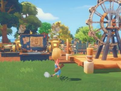 See How Crafty You Can Be in My Time at Portia