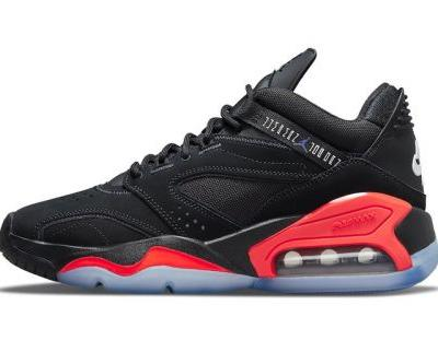 """The Upcoming Jordan Point Lane Receives an """"Infrared"""" Colorway"""