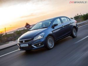2019 Maruti Ciaz New 15-litre Diesel Road Test Review