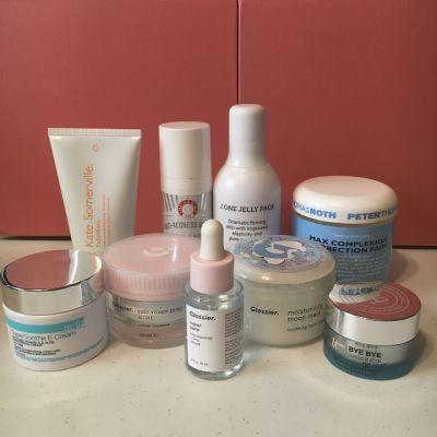 My Current Skincare Regimen: Glossier, Kate Somerville, First Aid Beauty and More!