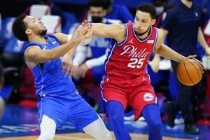 All-Stars Embiid, Simmons lead 76ers past Dallas 111-97