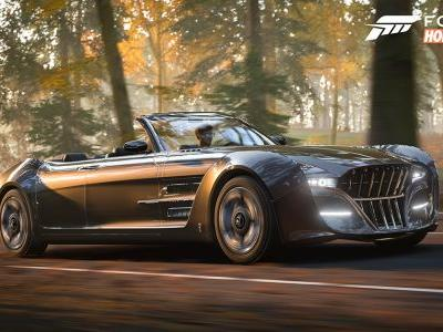 Forza Horizon Series 6 Update Adds New Horizon Story, Final Fantasy 15's Regalia Type D
