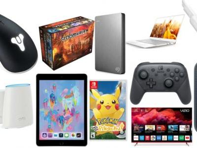 Dealmaster: Save on a bunch of PC accessories in Amazon's Gold Box sale