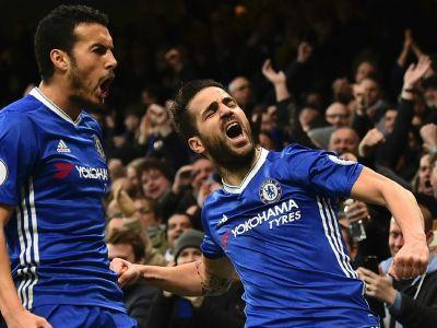 Chelsea equal club record as title charge continues against Swansea