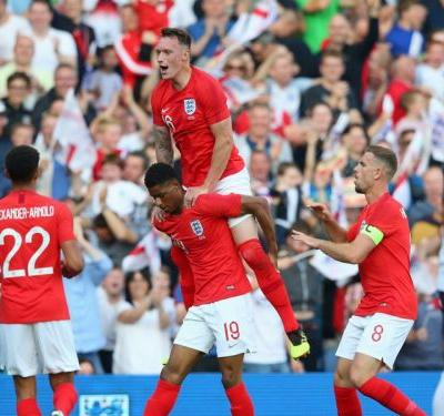 Eriksson backs 'new generation' of England stars to shine at World Cup