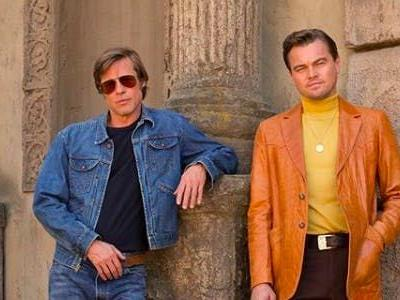 First Once Upon a Time In Hollywood Image Unites DiCaprio & Pitt