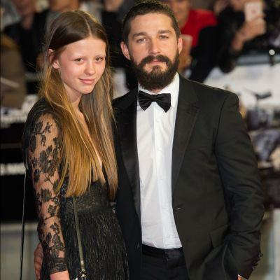 Shia LaBeouf Married - Elopes With Girlfriend Mia Goth in Las Vegas!