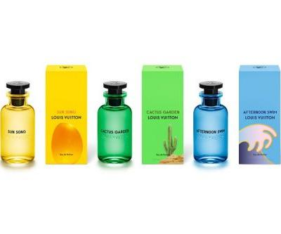 Louis Vuitton Launches Its First Unisex Fragrance Collection with Alex Israel
