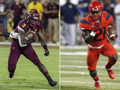 ASU's Eno Benjamin, UA's J.J. Taylor make AP All-American Third Team