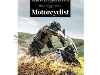 Motorcyclist Magazine's May/June 2019 Work Issue Preview
