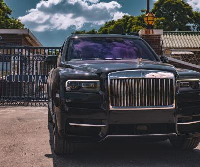 We Might See A Rolls-Royce Cullinan Black Badge