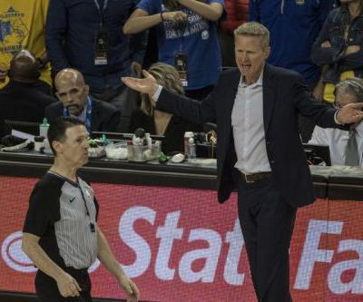 Golden State coach Steve Kerr: Warriors were giants after Kevin Durant injury