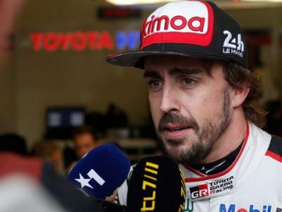 Fernando Alonso Rules Out a Full-Time IndyCar Campaign for 2019