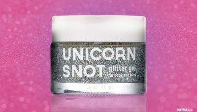 Your favourite 90s glitter gel is back, but it's now called unicorn snot