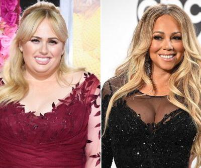 Rebel Wilson dishes on clubbing with Mariah Carey in Aspen