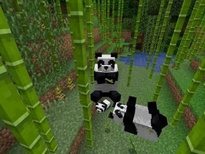 Villagers, Pillagers, and Cute Pandas Coming to Minecraft in Future Updates