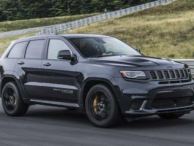 Jeep Grand Cherokee Trackhawk Pricing For South Africa