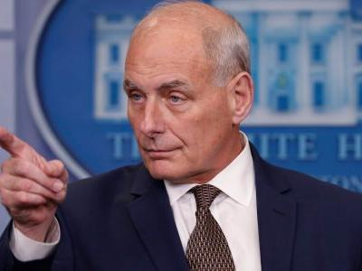 'Blah, blah, blah': John Kelly described Elizabeth Warren as an 'arrogant woman' after a heated phone call on Trump's travel ban