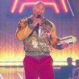 Dwayne Johnson Literally Rocked Everyone at the MTV Awards With His Humble Speech