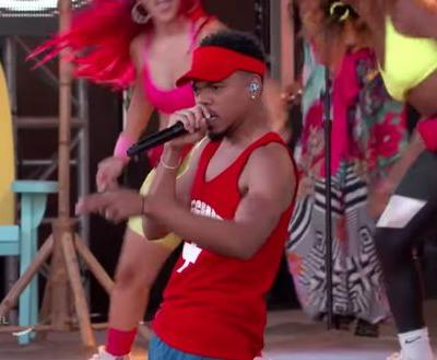 Watch Chance The Rapper Perform With En Vogue, Discuss Kanye & Randy Newman On Kimmel